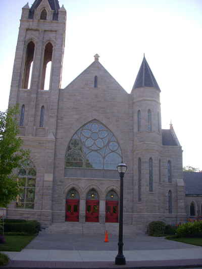 Saint Mark United Methodist Church