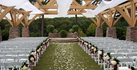 Simple Outdoor Ceremony Decorations: Flat Creek Country Club Basic Business Profile On
