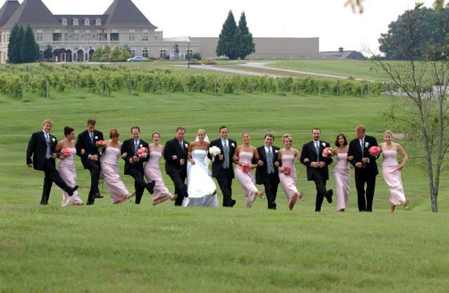 North Atlanta Wedding, Chateau Elan Winery & Resort - Photo