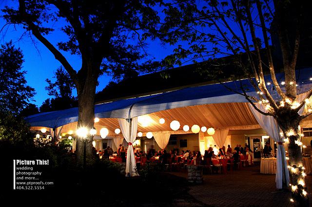 Park Tavern: Piedmont Garden Tent - Photo