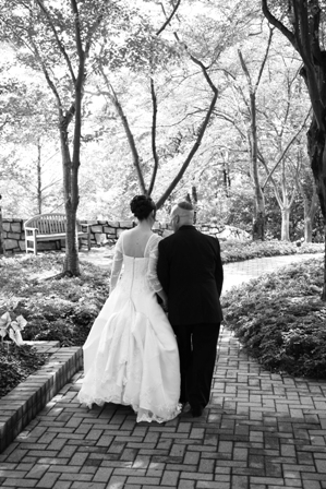 The Vinings Club specializes in elegant wedding receptions & rehearsal