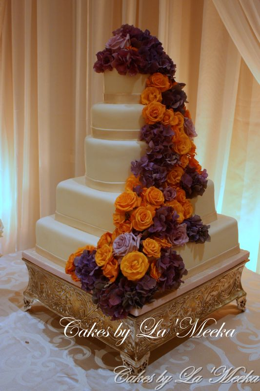 Cakes by La'Meeka Custom Cake Designs - Photo