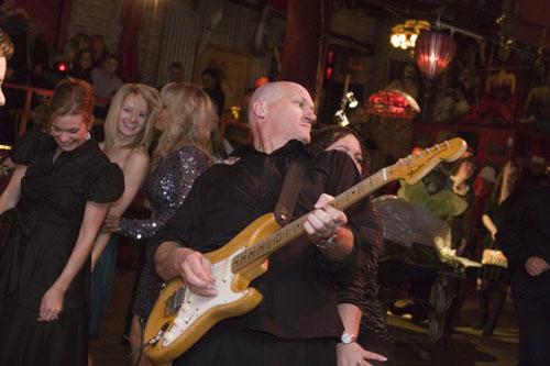The Moxie Band