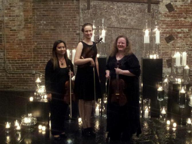 Candlelight String Quartet - Photo