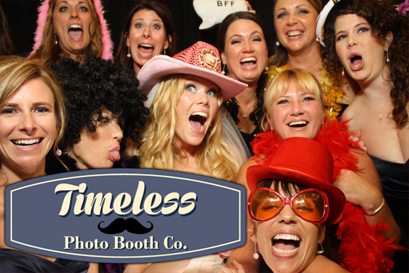 Timeless Photo Booth Co. - Photo
