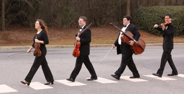 After Five String Quartet - Photo