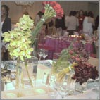Uptown Boutique Wedding Table Decor
