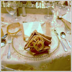 Timeless Sophistication Wedding Table Decor